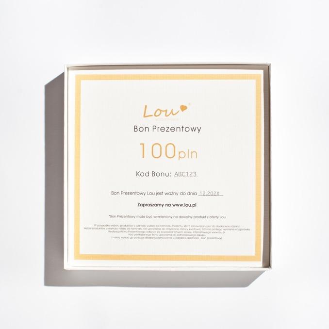 BON PREZENTOWY 100PLN